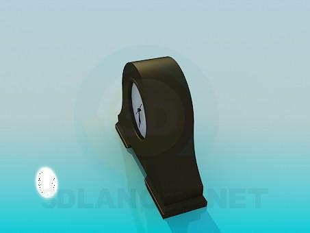 3d модель Часы – превью