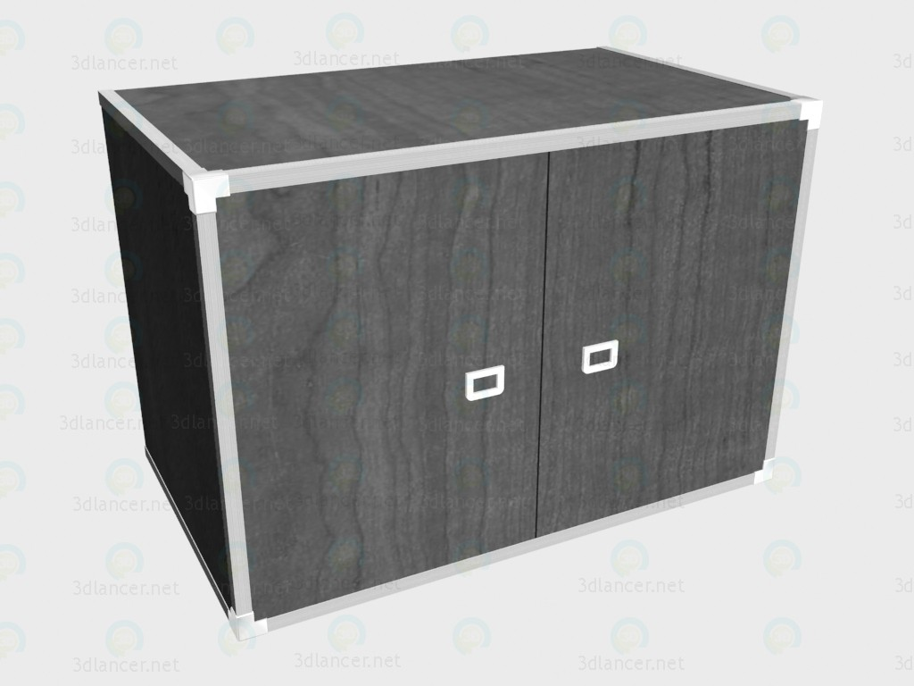 3d model The extension for 2-door cabinet  VOX - preview