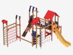 Complesso giochi per bambini (1407)