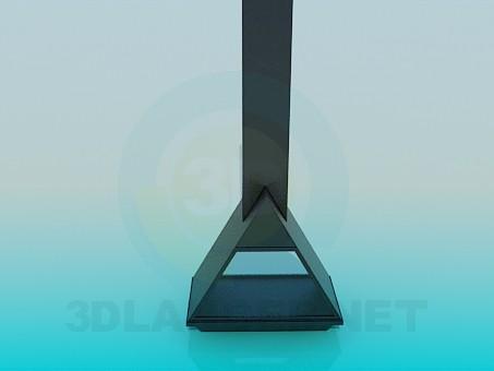 descarga gratuita de 3D modelado modelo Chimenea