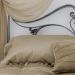 3d Art Nouveau Style Bed model buy - render