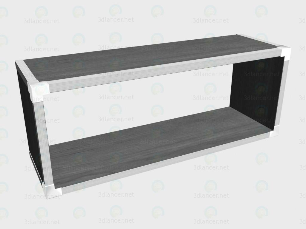 3d model Shelf - preview