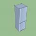 3d model Refrigerador - vista previa