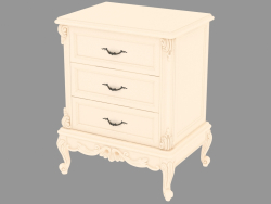 Bedside table Casanova (12208)