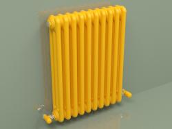 Радиатор TESI 3 (H 600 10EL, Melon yellow - RAL 1028)