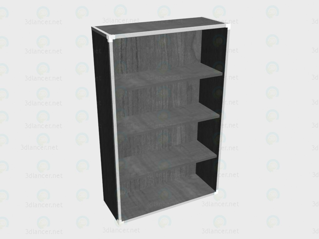 3d model Wide rack - preview