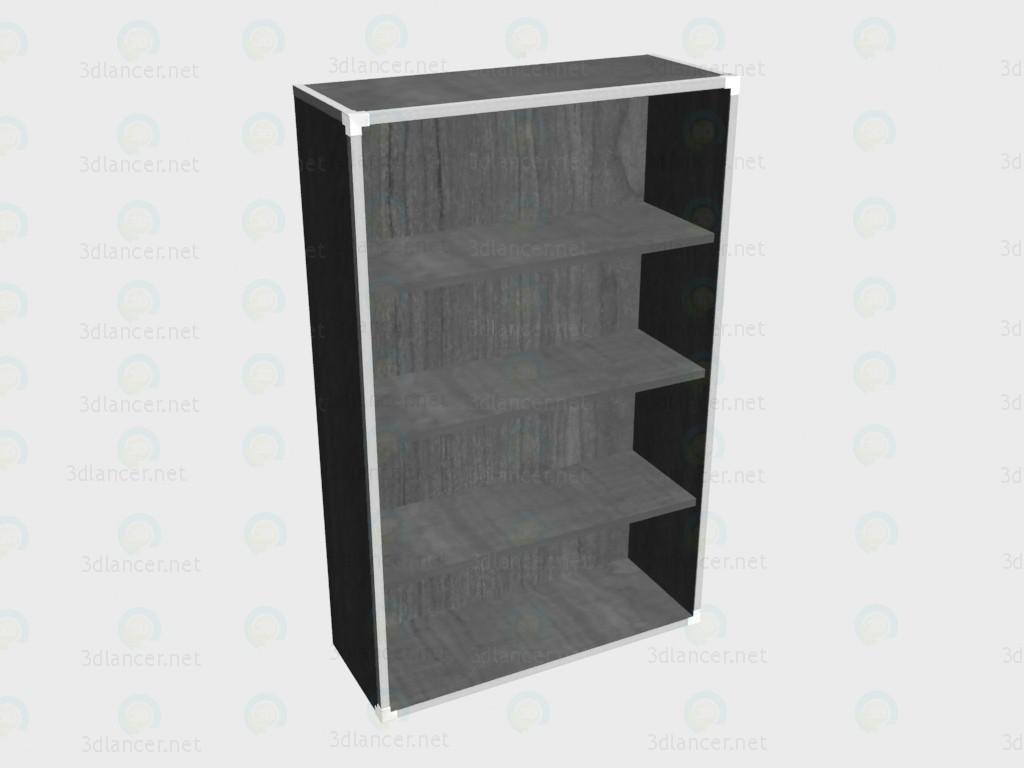 modelo 3D De ancho de rack VOX - escuchar