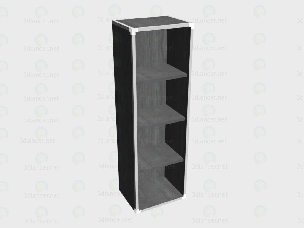 3d model Narrow rack - preview