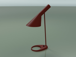 Lampe de table AJ TABLE (20W E27, ROUGE ROUGE)