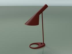 Lampada da tavolo AJ TAVOLO (20W E27, ROSSO RUSTICO)