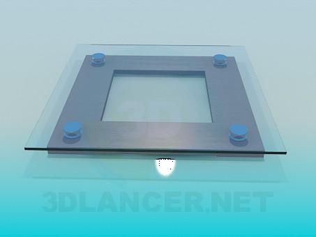 3d модель Электронные весы – превью