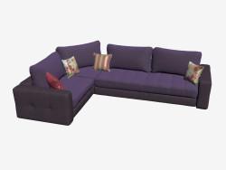 Canapé d'angle Preston