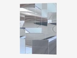 Specchio sul muro (LXJ051_2)
