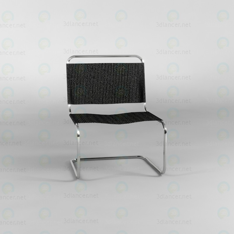 Office chair paid 3d model by psyromati preview