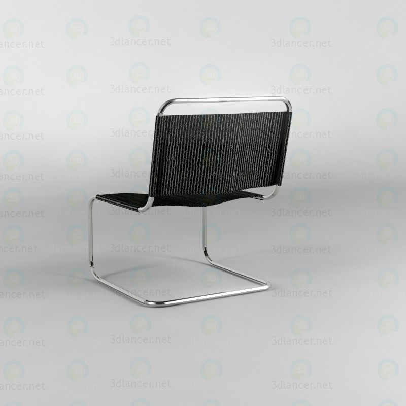 3d Office chair model buy - render