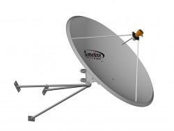 Satellite atenna