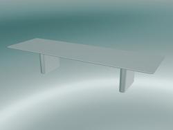 Shelf Column (JA2, H 17cm, D 25cm, L 80cm, Aluminum)