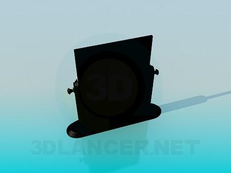 3d модель Настольное зеркало – превью