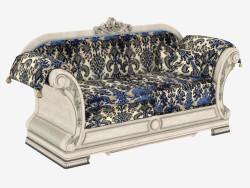 Classic Triple Sofa Magna