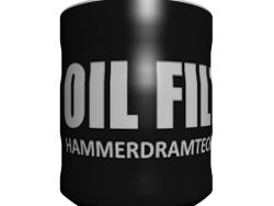 Oil Filter 01