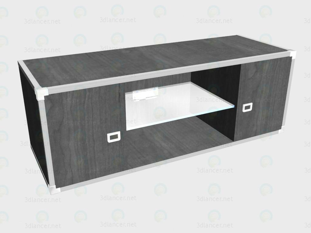 3d модель Тумба ТВ VOX – превью