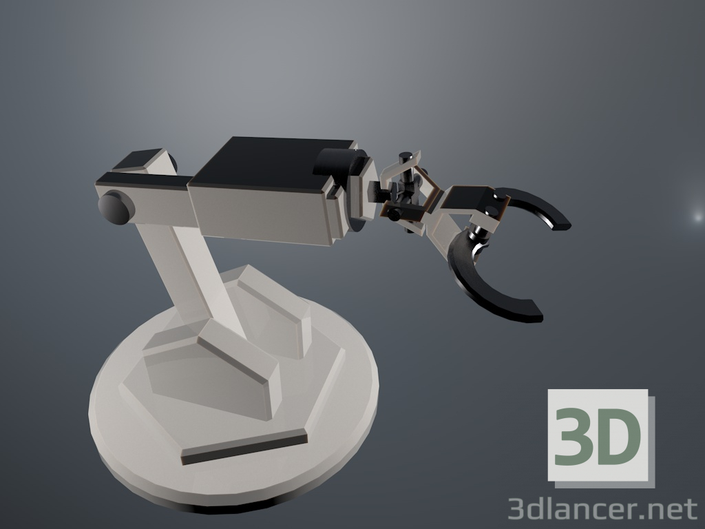 3d Manipulator model buy - render