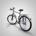 3d Mountain bike model buy - render
