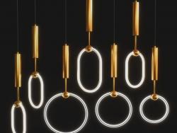 Glowing RING Suspension