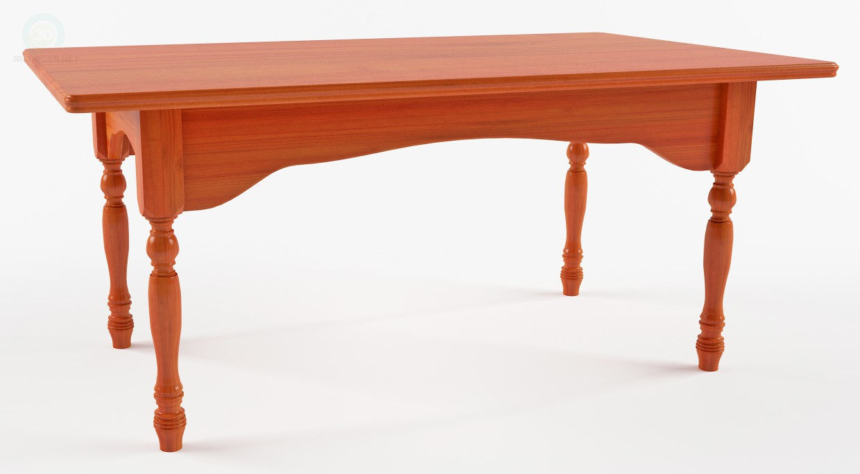 3d modeling Tables-Table model free download