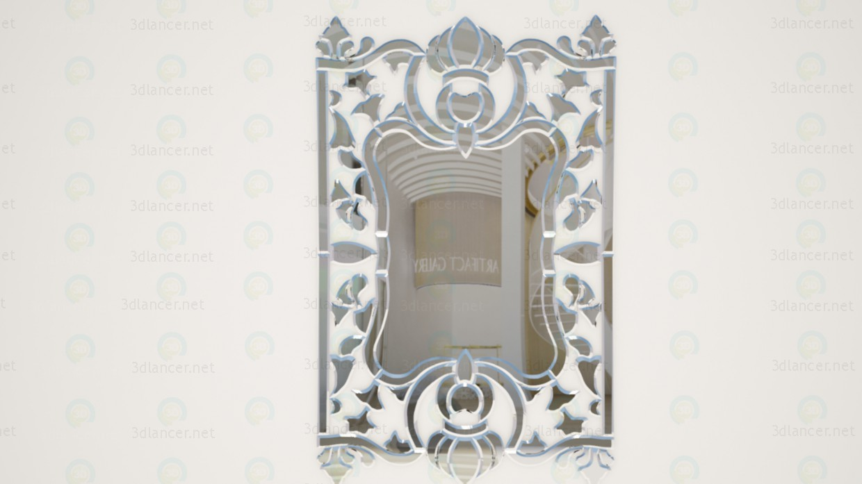 3d model Mirror - preview