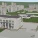 3d Soviet town Asha model buy - render