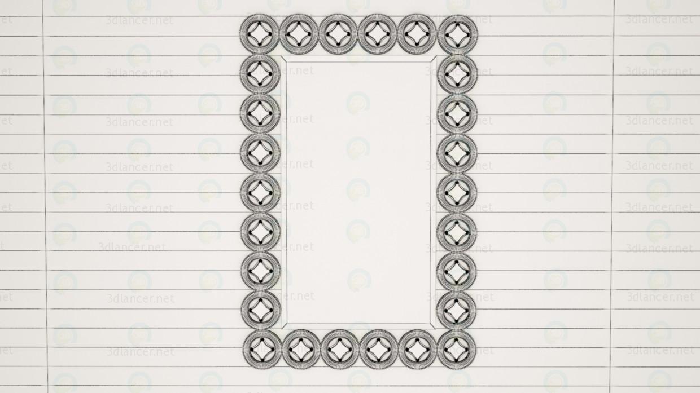 3d модель Зеркало – превью