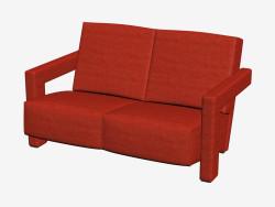 Двомісний диван Утрехт