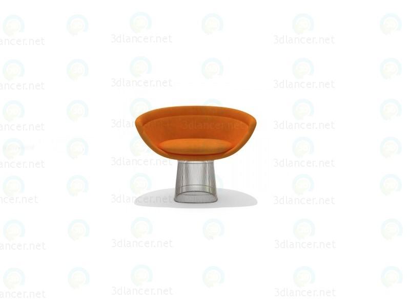3d моделирование стул-кресло модель скачать бесплатно