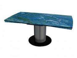 Стол обеденный 1222 Adler I (сложенный, 105x180x74) 3