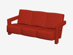 Тримісний диван Утрехт