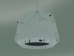 Pendant lamp COLLAGE 450 PEND (70W E27, WHITE MAT)