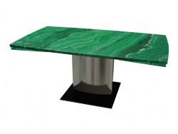 Стол обеденный 1222 Adler I (сложенный, 105x180x74) 4