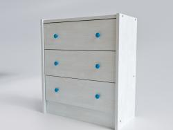 Dresser Ikea Rast