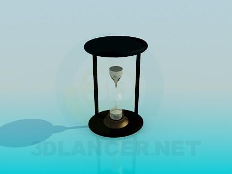 3d модель Песочные часы – превью