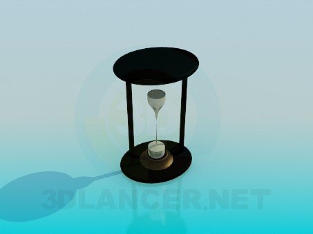 3d model Hourglass - preview