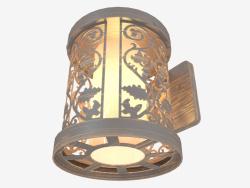 Street wall lamp Kordi (2286 1W)