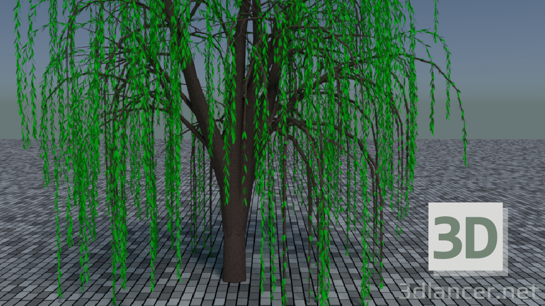 3d modeling Verba model free download