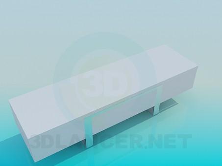 descarga gratuita de 3D modelado modelo Banco de