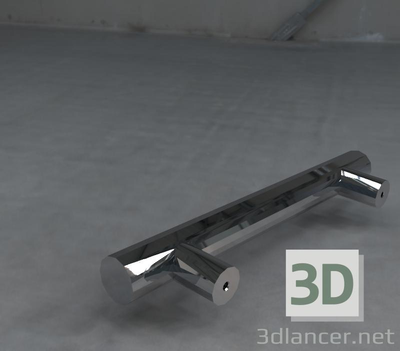 modello 3D UNA PENNA - anteprima