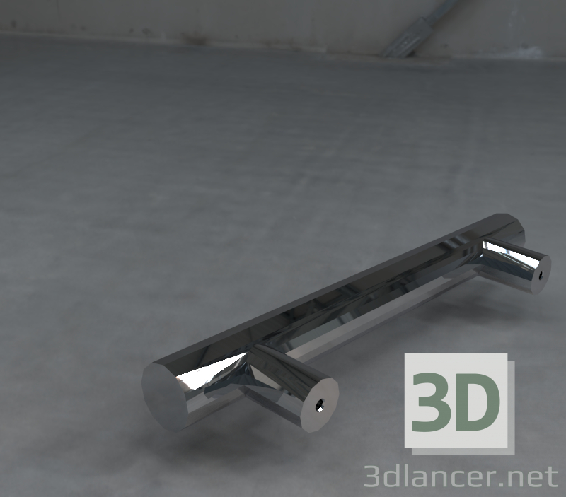 3d model HANDLE - preview