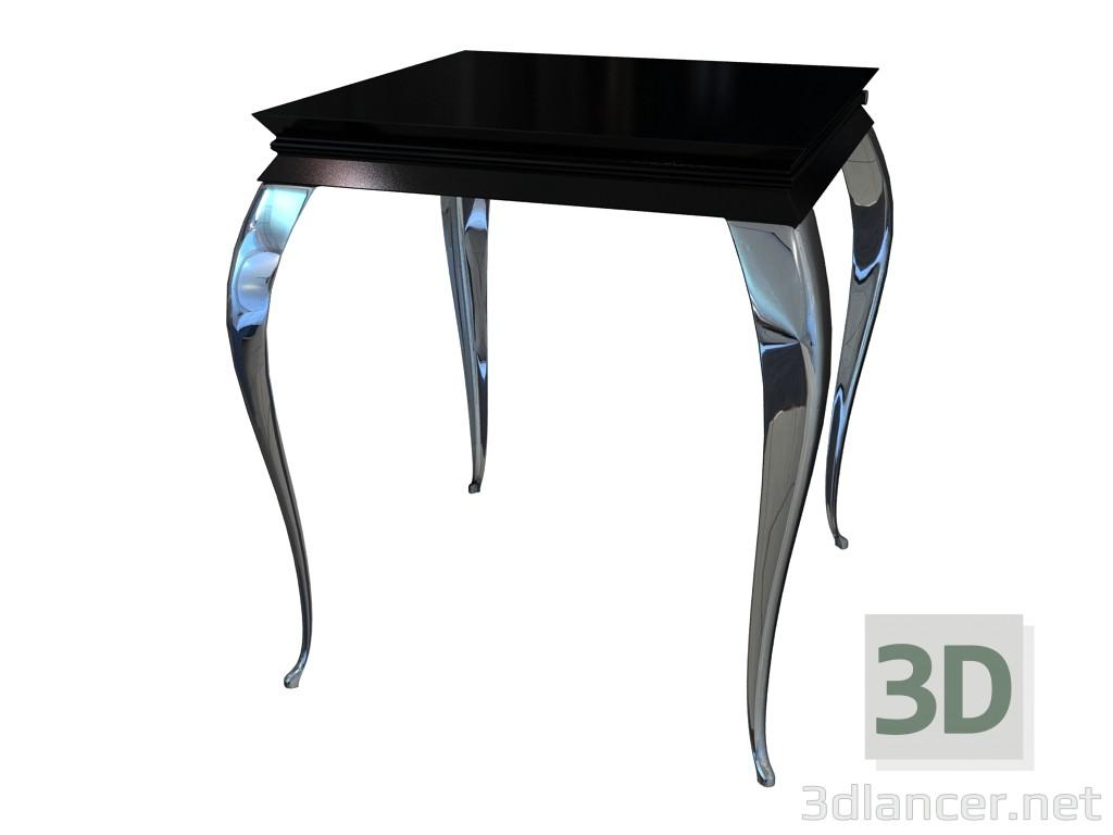 3d model Folding chair Lola mundo - preview