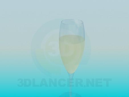 modelo 3D Copa - escuchar
