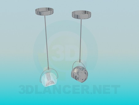 3d modeling lamps model free download