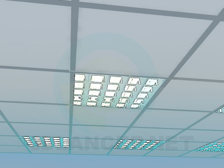 3d model Armstrong Ceiling - preview
